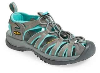 Keen 'Whisper' Water Friendly Sport Sandal