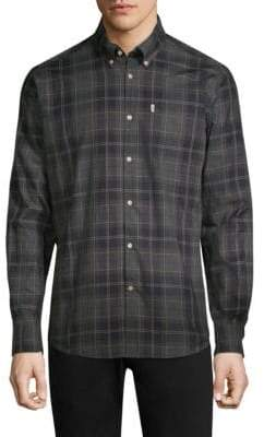 Barbour Wetheram Plaid Shirt