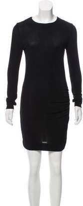 By Malene Birger Long Sleeve Knit Dress
