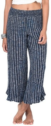 Women's Volcom High Water Crop Pants $49.50 thestylecure.com