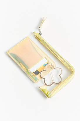 Urban Outfitters Transparent Card Case Pouch