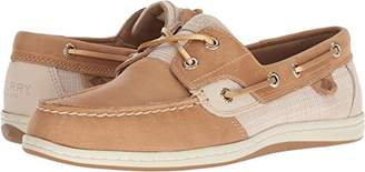 Sperry Women's Koifish Sparkle Crosshatch Boat Shoe