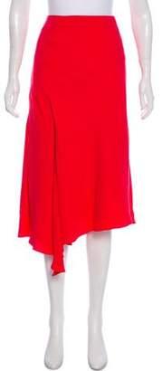 Nicholas Bias Crepe Skirt