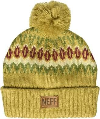 Neff Men's Swami Slouchy Knit Beanie