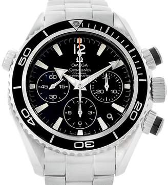 Omega Seamaster Planet Ocean 222.30.38.50.01.001 Stainless Steel 37.5mm Unisex Watch