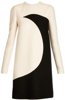 Valentino Long Sleeve Luna Dress