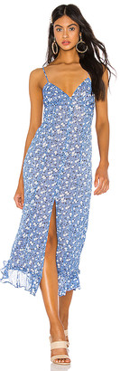 Majorelle Quincy Midi Dress