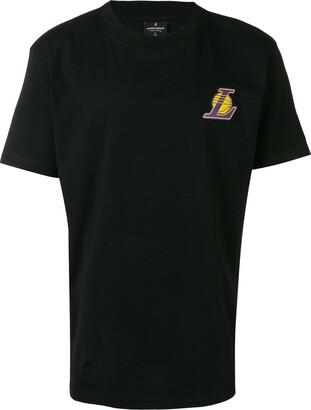 Marcelo Burlon County of Milan Lakers logo T-shirt