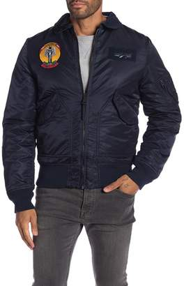 Alpha Industries Storm Cruise Bomber Jacket