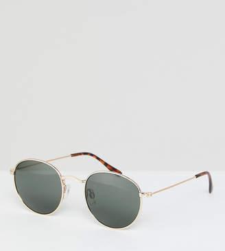 South Beach Round Lens Sunglasses