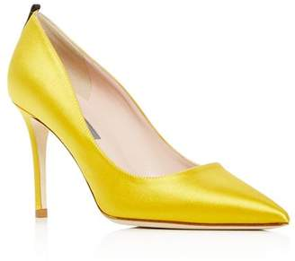 Sarah Jessica Parker Women's Fawn Pointed-Toe Pumps