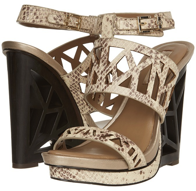 BCBGMAXAZRIA Sato Women's Wedge Shoes