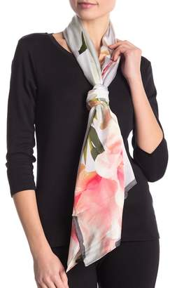 Ted Baker Chatsworth Bloom Silk Scarf