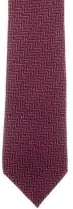 Charvet Knit Silk Tie