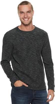 Marc Anthony Men's Slim-Fit Textured Slubbed Crewneck Sweater