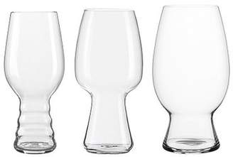 Spiegelau Craft Beer Tasting Kit 3-Piece Glass Assorted Glassware Set