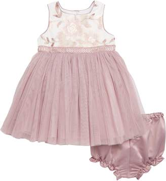 Pippa & Julie Embroidered Ballerina Dress
