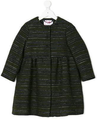 Il Gufo collarless coat