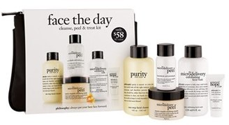 Philosophy 'Face The Day' Set $58 thestylecure.com