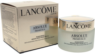 Lancôme Women's 1.7Oz Absolue Premium Bx Replenishing & Rejuvenating Day Cream Spf 15