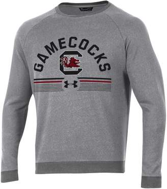 Under Armour Men's South Carolina Gamecocks Sport Style Crew Sweatshirt