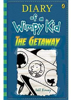 Original Penguin The Getaway - Diary Of A Wimpy Kid Book 11