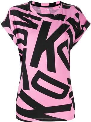 DKNY printed T-shirt