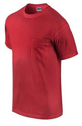 Gildan Men's Workwear Pocket T-Shirt