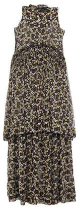 Rochas (ロシャス) - ロシャス 7分丈ワンピース・ドレス
