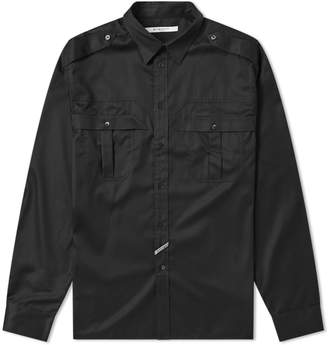 Givenchy Military Overshirt