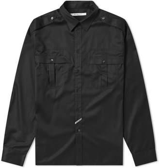 Givenchy Military Overshirt