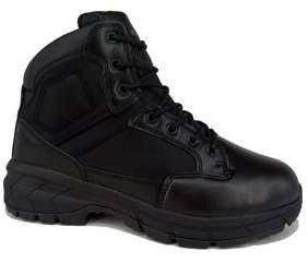 Interceptor Guard Slip Resistant Zippered Ankle High Work Boots