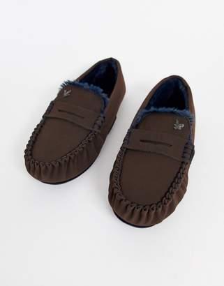 Lyle & Scott standard slippers