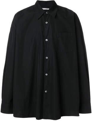 Our Legacy plain loose-fit shirt