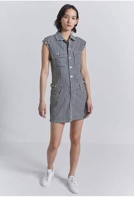 Current/Elliott The Sleeveless Jumpsuit Dress