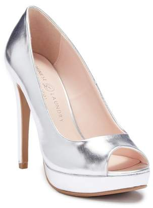 Chinese Laundry Harriet Peep Toe Platform Pump