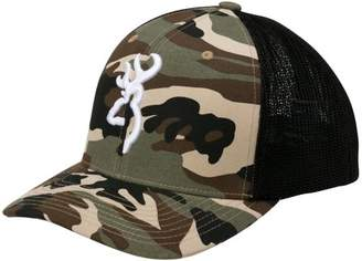 Browning Cap Colstrip Mesh Back, Camouflage, Large/X-Large