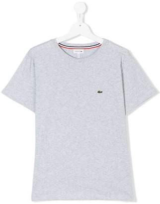 Lacoste Kids teen logo T-shirt