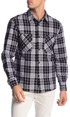 Slate & Stone Long Sleeve Flannel Shirt