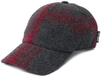 Golden Goose check knit cap