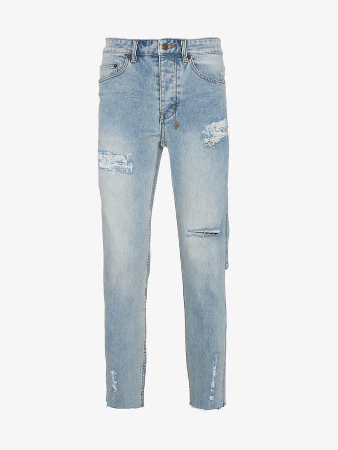 Blue Chitch Chop Slice N Dice Jeans