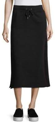 Public School Afra French Terry Skirt