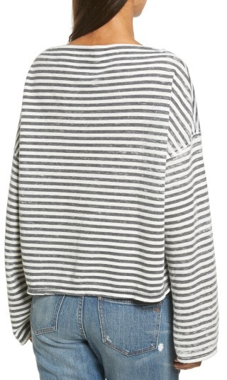 Women's Treasure & Bond Slouchy Pullover 3