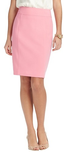LOFT Pencil Skirt in Scuba