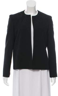 Givenchy Vintage Embellished Wool Jacket