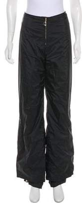 Obermeyer High-Rise Straight-Leg Pants
