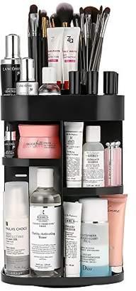 Jerrybox Makeup Organizer Adjustable Makeup Organizer Shelf
