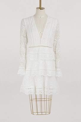 Zimmermann Bayou mini dress