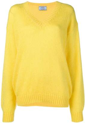 Prada V-neck sweater