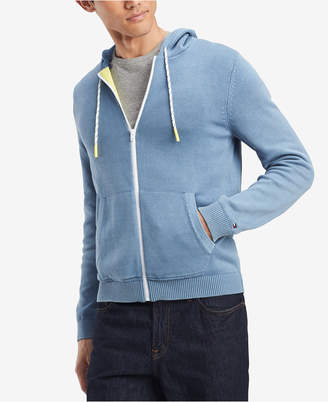 Tommy Hilfiger Men's Gary Hooded Sweater